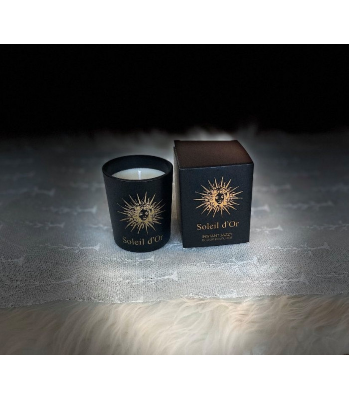 INSTANT JAZZY - candle 75g